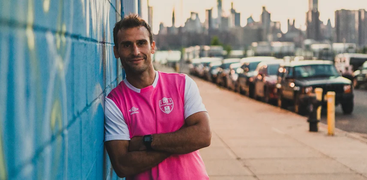 I Play Soccer Professionally While Also Running a Business—Here's How