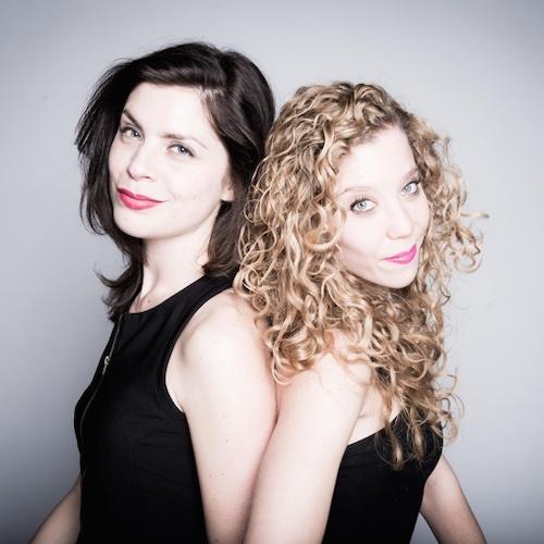Allison Goldberg and Jen Jamula